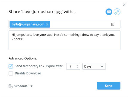 Secure Online File Sharing and Collaboration   Jumpshare